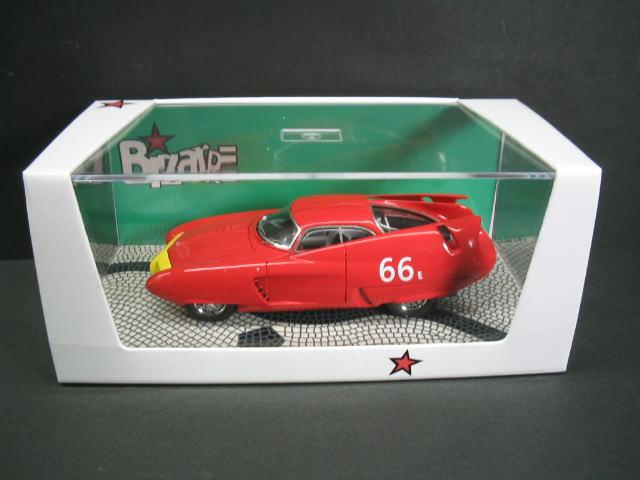 車, ミニカー・トイカー 143 BIZARRE ALFA ROMEO BAT 7 P.BEACH