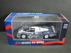 1/43 ミニチャンプス MINICHAMPS Porsche 956L Laessig/Wilson/Plankenhom 24h Le Mans 1983 ポルシェ ルマン ミニカー