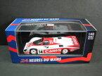 1/43 ミニチャンプス MINICHAMPS Porsche 956L Lammers/Palmer/Lloyd 24h Le Mans 1983 ポルシェ ルマン ミニカー