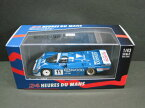 1/43 ミニチャンプス MINICHAMPS Porsche 956L 24h Le Mans 1984 Jones/Schuppan/Jarier ポルシェ ルマン ミニカー