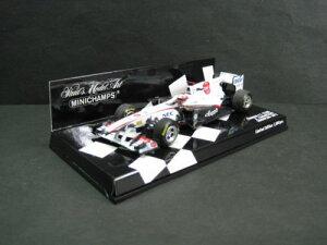 定価の20%OFF1/43scale ミニチャンプス MINICHAMPS Sauber F1 Team Showcar 2011 K.Kobayashi ...
