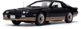 1/18サンスターSunStar1985ChevroletCamaroZ28Blackシボレーカマロミニカーアメ車