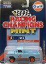 1/64 レーシングチャンピオン RACING CHAMPION MINT Gulf 1959 Ford F-250 Pickup Truck フォード ピックアップトラック ミニカー アメ車