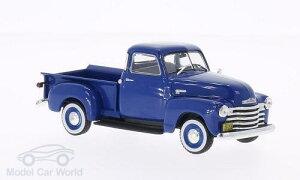 1/43scale Model Car World モデルカーワールド Chevrolet 3100 Pick Up 1950 シボレー ピック...