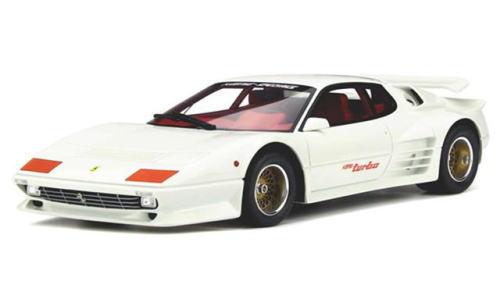 1/18 GT SPIRIT Koenig Specials 512 BBi Turbo ケーニッヒ スペシャル 512 BBi ターボ ホワイト Asia Exclusive Model Limited Edition ミニカー