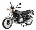 1/12 AOSHIMA アオシマ Kawasaki 900 Super4 Z1ブラック カワサキ 完成品バイク