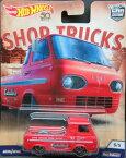 1/64 ホットウィール Hot Wheels '60s Ford Econoline Pickup フォード エコノライン ピックアップ アメ車 ミニカー