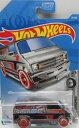 1/64 ホットウィール Hot Wheels Custom '77 Dodge Van ダッジ バン ミニカー アメ車