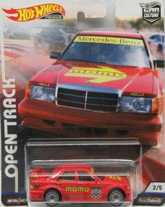 1/64 ホットウィール Hot Wheels Mercedes-Benz 190E 2.5-1.6 メルセデスベンツ ミニカー