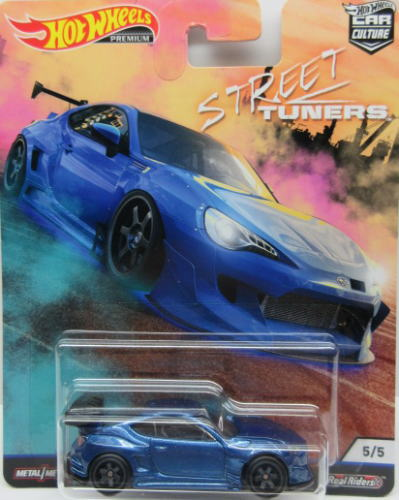 車, ミニカー・トイカー 164 Hot Wheels STREET TUNERS Pandem Subaru BRZ