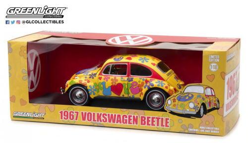 車, ミニカー・トイカー 118 GREENLIGHT 1967 Volkswagen Beetle