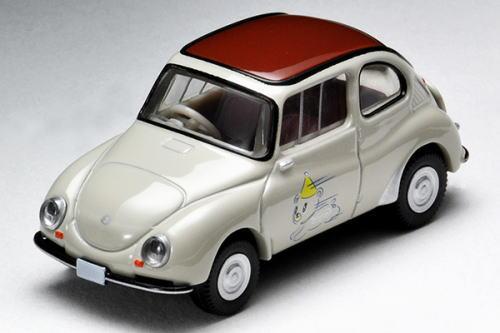 車, ミニカー・トイカー 164 TLV Tomica Limited Vintage 360 61 SUBARU