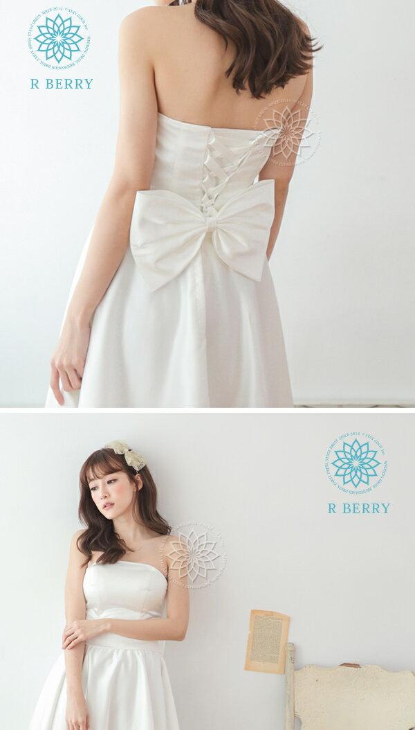 0d82fc1602319 大きいサイズあり、1.5次会 ウェディングドレス 披露宴 白 結婚式  送料 ...