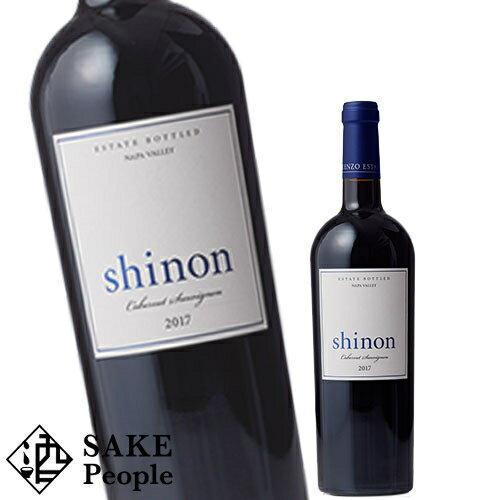 ワイン, 赤ワイン  shinon2017 750ml