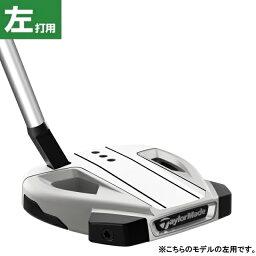 テーラーメイド SPD EX スパイダーEX WH/PL Slant LH ゴルフ パター 2021年モデル メンズ 左用 TaylorMade