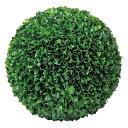 《 造花 グリーン 》Asca/アスカ ボックスウッドボール(L) グリーンインテリア フェイク
