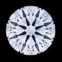 ダイヤモンドルース 稀少 FL フローレス GIA鑑定書付き 0.74ct Dカラー FL 3EX
