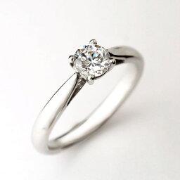 婚約指輪 ダイヤモンドエンゲージリング プラチナ GIA鑑定書付き 0.32ct Dカラー IF 3EX