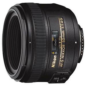 ニコン FXフォーマット用レンズ AF−S NIKKOR 50mm f/1.4G AF−S50/1.4G【送料無料】