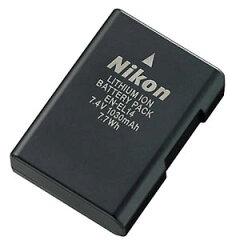 日本全国送料無料!更に代引き手数料無料!ニコン Li-ionリチャージャブルバッテリー EN-EL14...