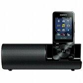 ソニー WALKMAN(ウォークマン)「Sシリーズ」 8GB スピーカー付属 NW‐S14K BM (ブラック)(送料無料)