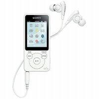 ソニーNW‐S14WM(ホワイト)