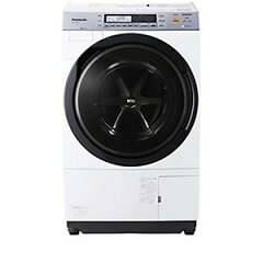 Panasonic ドラム式洗濯乾燥機(10.0kg・右開き) NA?VX7500R?W <クリスタルホワイト>【...