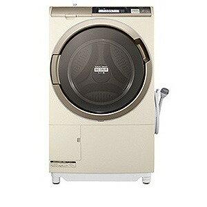 日立 ドラム式洗濯乾燥機(10.0kg・左開き) BD−ST9700L(N)<シャンパン>【標準設置無料】
