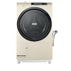 日立 ドラム式洗濯乾燥機(10.0kg・右開き) BD−S8700R(C)<ライトベージュ>【標準設置無料】