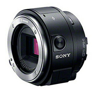 ソニー レンズスタイルカメラ QX1 ボディ(レンズ別売)【納期未定】 ILCE−QX1 BQ【送料無料】