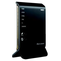 NEC 無線LANルータ(11ac+11n・親機単体) Aterm PA−WG1800HP2【…