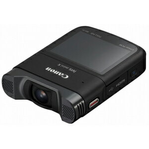 Canon ハイビジョンビデオカメラ iVIS mini X【送料無料】
