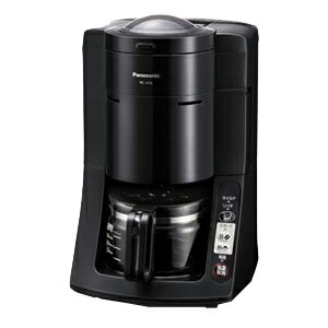 Panasonic boiling water coffee maker (5 servings) NC-A56-K < Black]