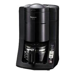 Panasonic 沸騰浄水コーヒーメーカー(5杯分) NC−A56−K <ブラック>【送料無料】