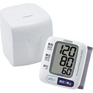 シチズン 血圧計(手首式) CH650F