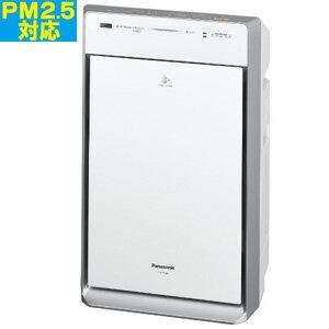 Panasonic 加湿空気清浄機(空気清浄/〜31畳、加湿/〜19畳) F−VC70XK−W <ホワイト>【送料無料】