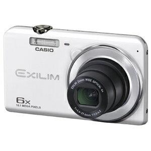 CASIO デジタルカメラ「EXILIM(エクシリム)」 EX−ZS27WE <ホワイト>【送料無料】