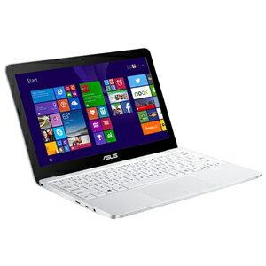 ASUS ノートパソコン11.6型ワイド Eeebook X205TA X205TA−B−WHITE <ホワイト>【送料無料】