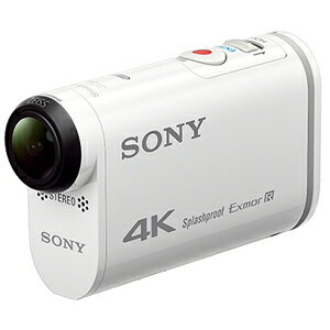 ソニー 4Kアクションカム FDR−X1000V【送料無料】