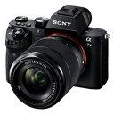 ソニー SONY デジタル一眼カメラ α7II「ズームレンズキット」 ILCE‐7M2K