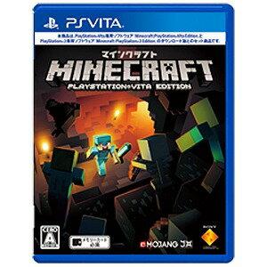 プレイステーション・ヴィータ, ソフト  PS Vita Minecraft PlayStation Vita Edition