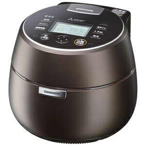 三菱 IHジャー炊飯器(5.5合炊き) NJ−AW106−T<プレミアムブラウン>【送料無料】