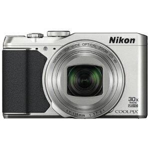 ニコン コンパクトデジタルカメラ COOLPIX S9900 S9900SL〈シルバー〉【送料無料】