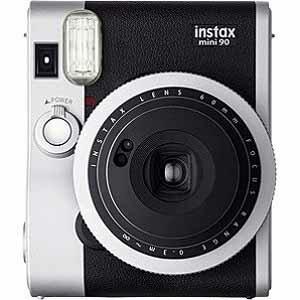 富士フィルム インスタントカメラ instax mini 90 『チェキ』 ネオクラシック I…