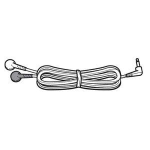 オムロン 低周波治療器用導子コード HV‐CODE‐K2