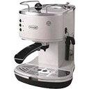 デロンギ ≪エスプレッソマシン兼用≫コーヒーメーカー(1.4L) ECO310W <ホワイト>【送料...