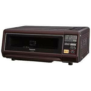 Panasonic スモーク&ロースター NF−RT1000−T <ブラウン>【送料無料】