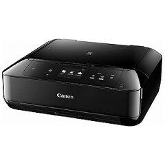 Canon A4インクジェット複合機[無線LAN/有線LAN/USB2.0] PIXUS MG7730BK <ブラック>【...