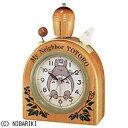 リズム時計工業 目覚まし時計「となりのトトロ」 4RA455MN06(送料無料)