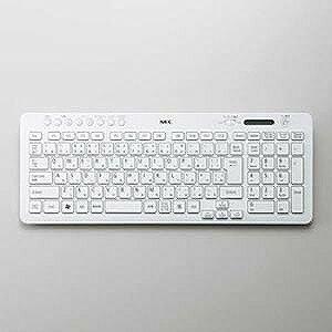 エレコム キーボードカバー(NEC VALUESTAR Wシリーズ対応) PKB‐98NX14
